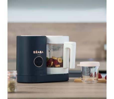 Beaba Robot culinaire 4 en 1 Babycook Neo 400 W Bleu foncé et blanc[9/12]