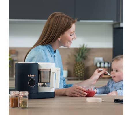Beaba Robot culinaire 4 en 1 Babycook Neo 400 W Bleu foncé et blanc[10/12]