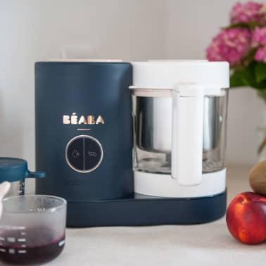 Beaba Robot culinaire 4 en 1 Babycook Neo 400 W Bleu foncé et blanc[8/12]