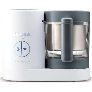 Beaba Robot culinaire 4 en 1 Babycook Neo 400 W Gris et blanc[1/12]