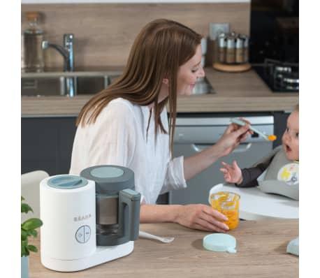 Beaba Robot culinaire 4 en 1 Babycook Neo 400 W Gris et blanc[10/12]