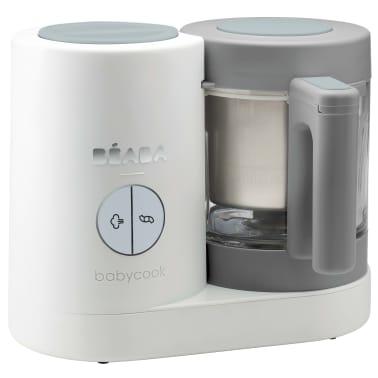 Beaba Robot culinaire 4 en 1 Babycook Neo 400 W Gris et blanc[2/12]