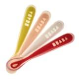 Beaba Ergnonomic Baby Spoons Bunny 4 pcs