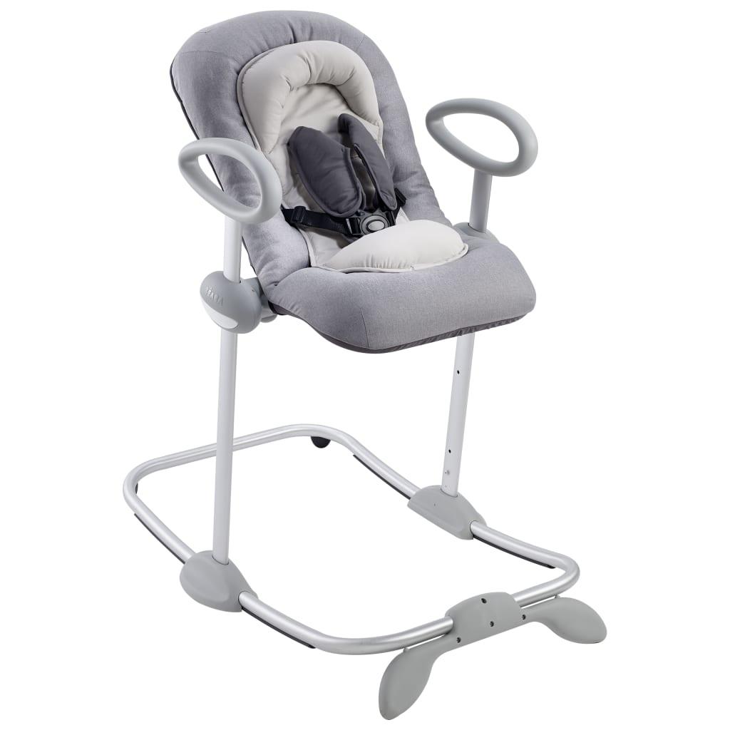 Beaba skråstol med højdejustering Relax Up&Down III grå