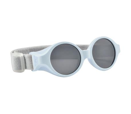 Beaba Solglasögon för barn med justerbart band blå