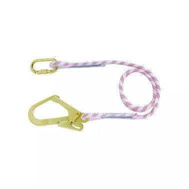 Longe 1,8m avec crochet et connecteur Toplock 71249-[1/1]