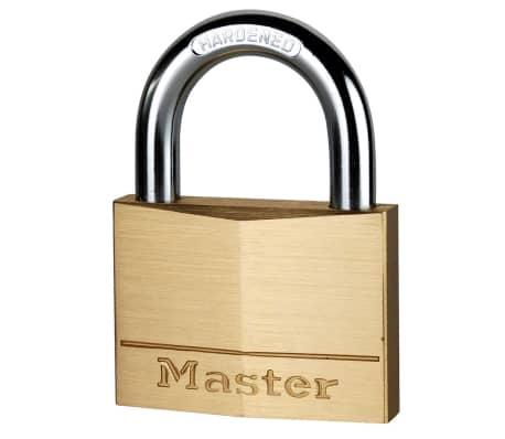 Master Lock Cadenas en laiton massif 70 mm 170EURD[1/2]