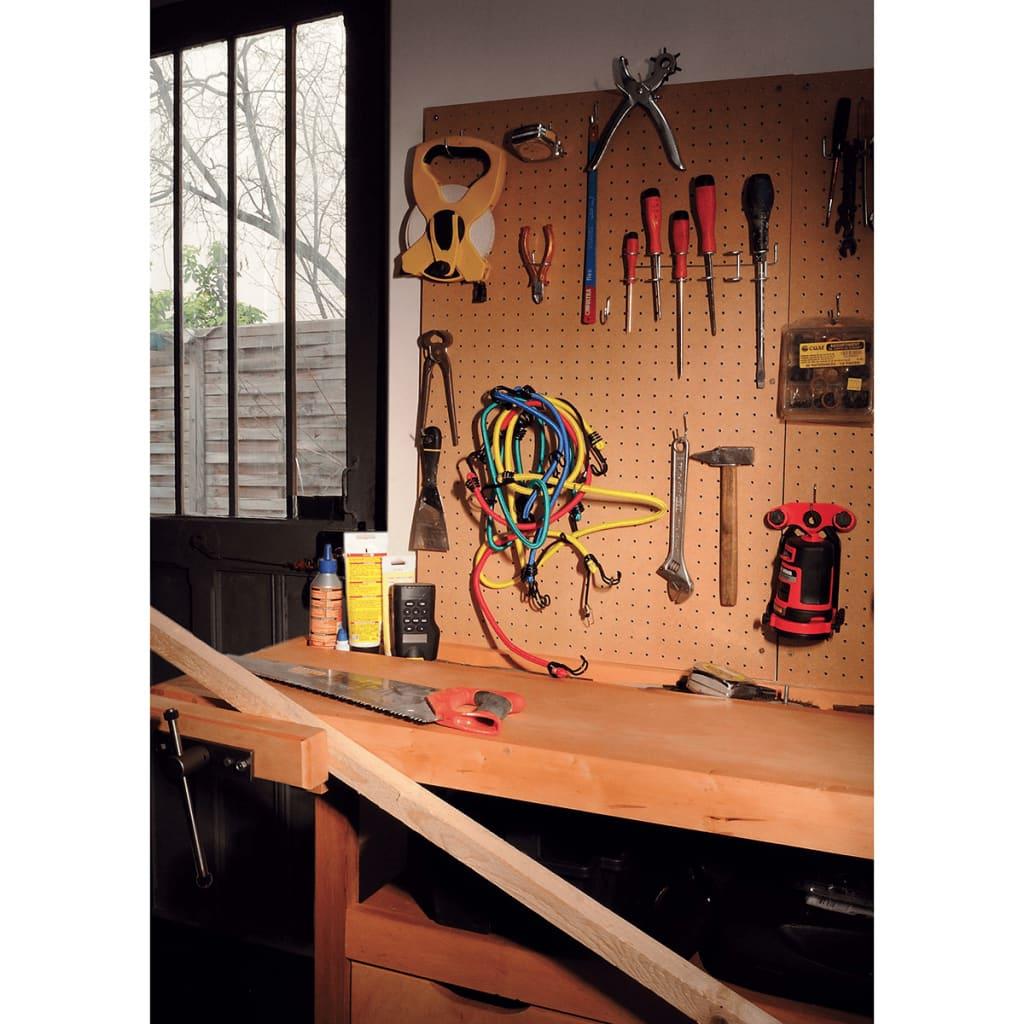 Master Lock Snelbinder set Twin Wire 10-delig 3043EURDAT