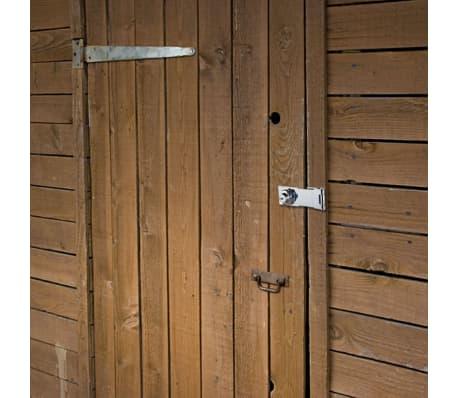 Master Lock Moraillon à clé Acier 118 mm 725EURD[3/3]