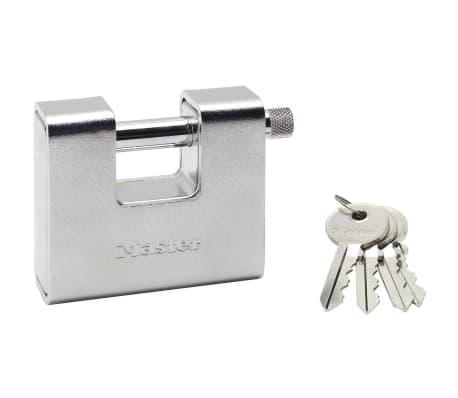 Master Lock Armerat hänglås stål 80 mm 680EURD