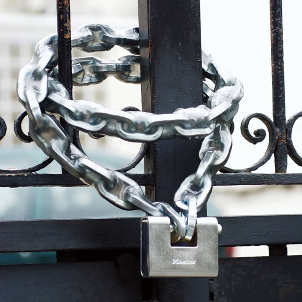 99415032 Master Lock Gepanzertes Vorhängeschloss Stahl 80 mm 680EURD