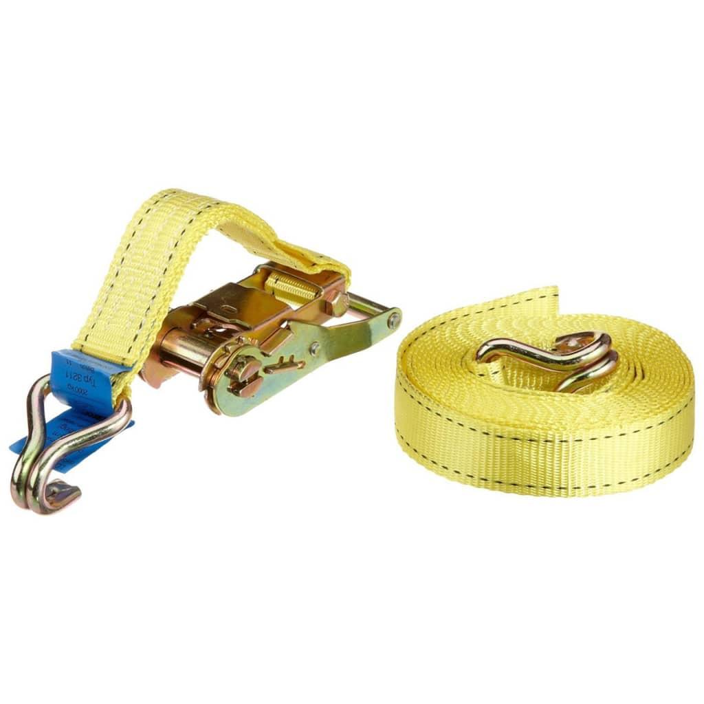 Afbeelding van Master Lock Spanband met J-haak 4,5 m x 35 mm 3211EURDAT