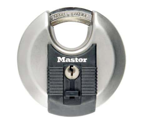 Master Lock Discus Schloss Excell Edelstahl 70 mm M40EURD[2/5]
