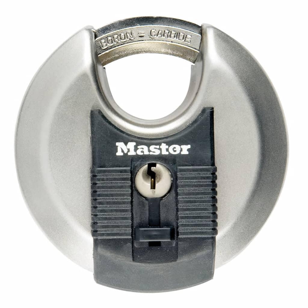 Afbeelding van Master Lock Discus hangslot Excell 80 mm roestvrij staal M50EURD