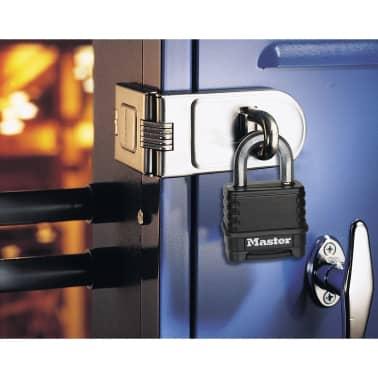 Master Lock Vorhängeschloss Excell Zink 57 mm Schwarz M178EURD[4/6]