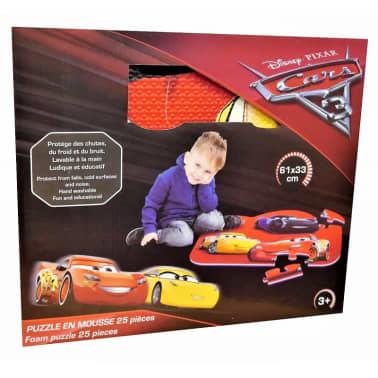 Puzzle en mousse Cars[1/2]