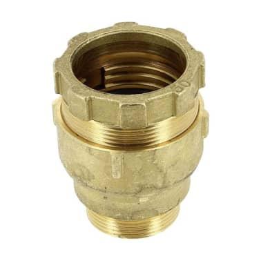 Raccord laiton à compression mâle 40-49 pour PE Ø50[1/1]
