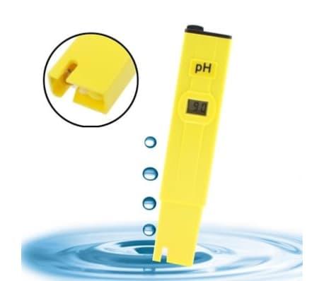 PH-mètre jaune PH mètre de poche avec ATC[1/7]