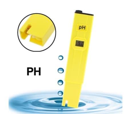 PH-mètre jaune PH mètre de poche avec ATC[2/7]