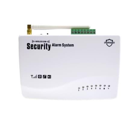 Système d'alarme électronique anti-vol intelligent sans fil de GSM de[2/8]