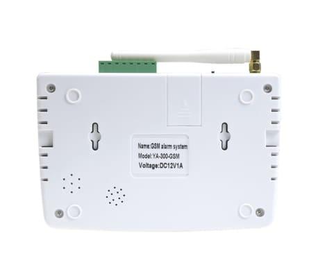 Système d'alarme électronique anti-vol intelligent sans fil de GSM de[3/8]
