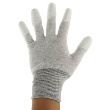 Gants isolants gris pour la réparation d