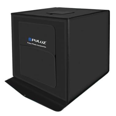 Softbox Mini studio photo 40cm Pliant Portable 30W 5500K Lumière Blanc[2/8]