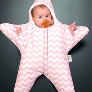 Pour bébé 0-6 mois, taille: rose 85yard Sac de vêtements de couchage S[1/4]
