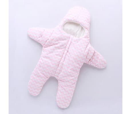 Pour bébé 0-6 mois, taille: rose 85yard Sac de vêtements de couchage S[2/4]