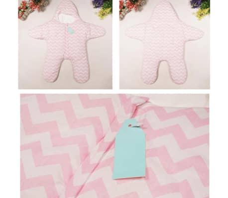 Pour bébé 0-6 mois, taille: rose 85yard Sac de vêtements de couchage S[3/4]