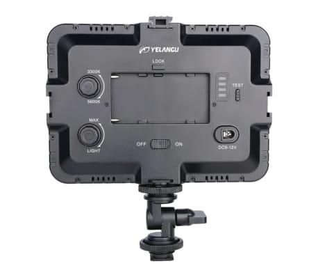Panneau LED Appareil Photo pour Canon, Nikon, Appareils reflex numériq[3/8]