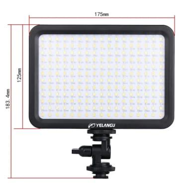 Panneau LED Appareil Photo pour Canon, Nikon, Appareils reflex numériq[6/8]