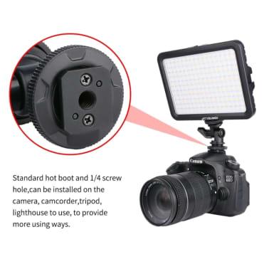 Panneau LED Appareil Photo pour Canon, Nikon, Appareils reflex numériq[8/8]