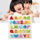 Jeu d'éveil Rainbow Capital Lettre AZ Style Enfants Éducation Précoce