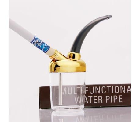 Boite à Cigarette Filtre recyclé de support pipe à eau tabac[1/4]