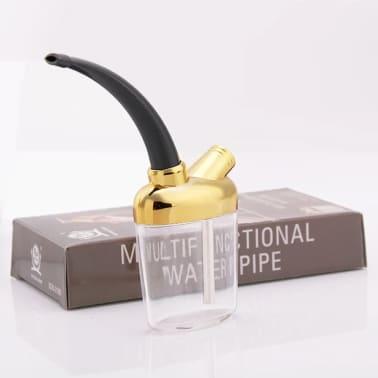 Boite à Cigarette Filtre recyclé de support pipe à eau tabac[3/4]