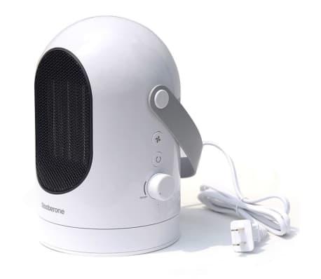 Chauffage électrique 600W hiver mini chauffe ventilateur secouant la t[3/8]