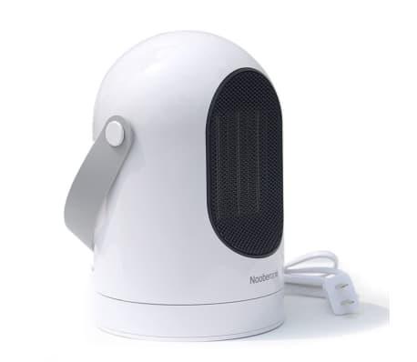 Chauffage électrique 600W hiver mini chauffe ventilateur secouant la t[4/8]