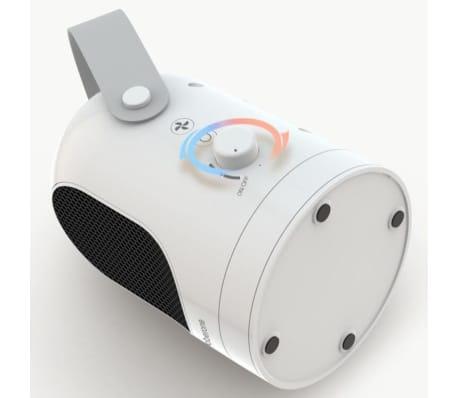 Chauffage électrique 600W hiver mini chauffe ventilateur secouant la t[8/8]