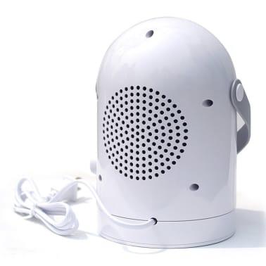 Chauffage électrique 600W hiver mini chauffe ventilateur secouant la t[5/8]