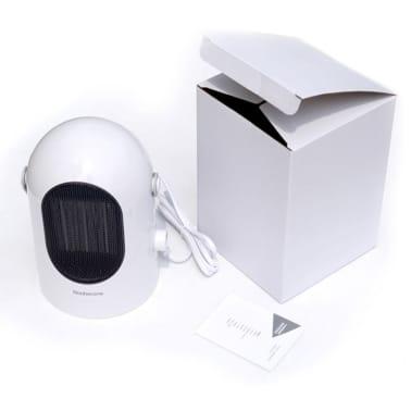 Chauffage électrique 600W hiver mini chauffe ventilateur secouant la t[7/8]