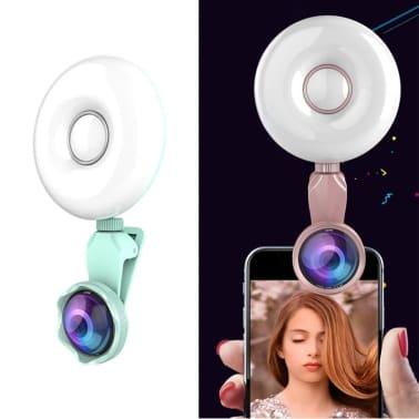 Lumière Selfie Professionnel Beauty Light Clip de remplissage du flash[1/8]