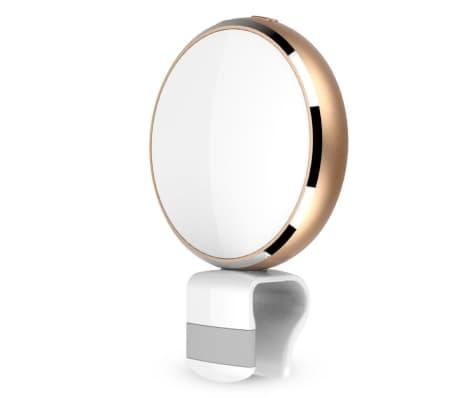 Lumière Selfie de remplissage à DEL USB Beauty Live Round avec miroir[4/8]