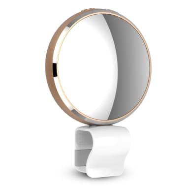 Lumière Selfie de remplissage à DEL USB Beauty Live Round avec miroir[2/8]