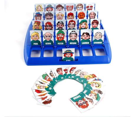 Jeu de raisonnement logique pour enfants Guess Board Puzzle Game Party[2/5]
