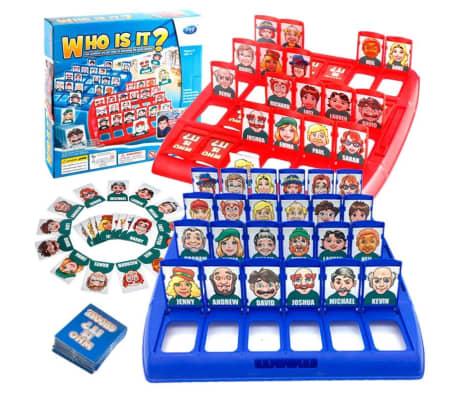 Jeu de raisonnement logique pour enfants Guess Board Puzzle Game Party[4/5]