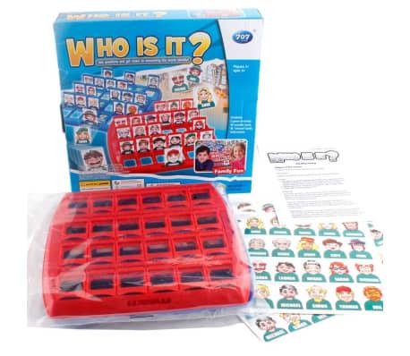 Jeu de raisonnement logique pour enfants Guess Board Puzzle Game Party[5/5]