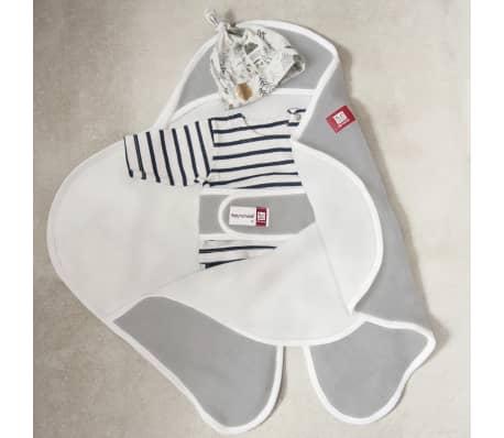 RED CASTLE Babyteppe Babynomade enkel fleece grå[2/2]