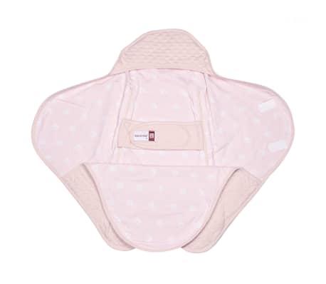 RED CASTLE Couverture pour bébé Babynomade Rose[3/5]