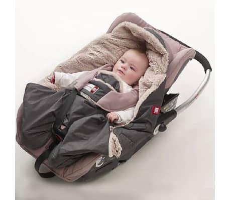 RED CASTLE Couverture pour bébé Babynomade Tendresse 6-12 mois Gris[7/7]